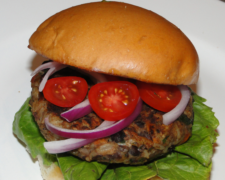 Meals from the Heart Veggie Burgers