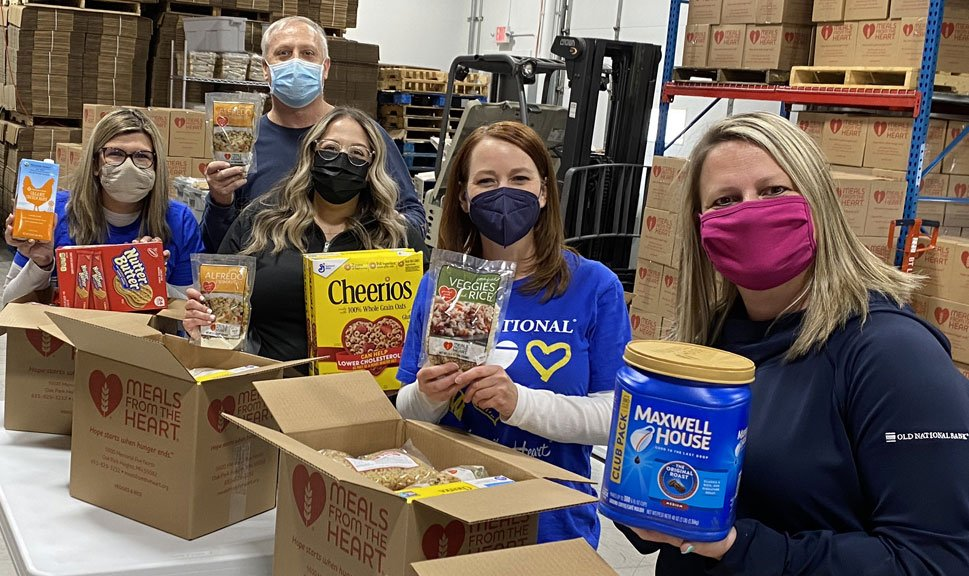 """The Pandemic Pivot: Some """"Out-Of-The-Box"""" Thinking Leads To A New Way To Fight Hunger!"""