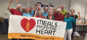 St. Paul Area Association Of Realtors (SPAAR) Turns Their Lunch Break Into 24,336 Meals!
