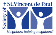 Society Of St Vincent De Paul Logo