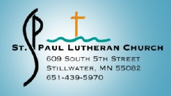 St Paul Luthern Church Logo
