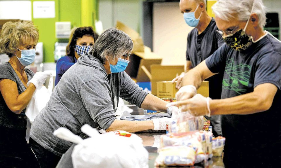 Hunger Crisis In State Worsens – From StarTribune